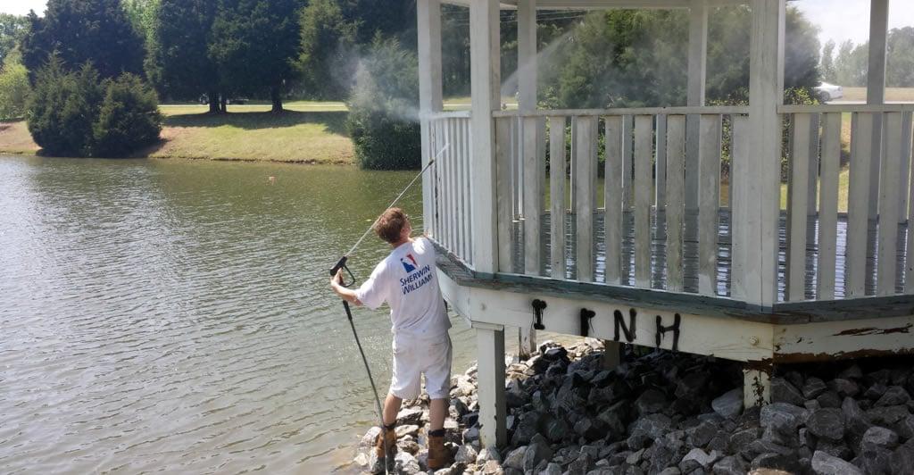 Huntsville Pressure Washing
